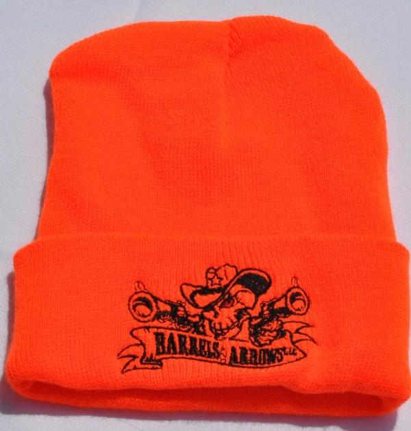 Barrels and Arrows Stalking Cap Orange