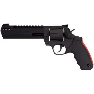 "TAURUS RAGING HUNTER 44MAG 6 3/4"" BLK 6RD"
