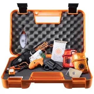 """SMITH & WESSON 360 SURVIVAL KIT 357MAG 1.875"""""""