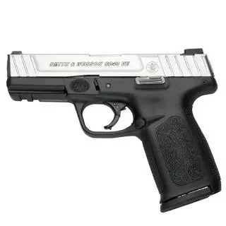 """SMITH & WESSON SD40VE 40SW 4"""" 14RD SS BLACK POLYMER"""