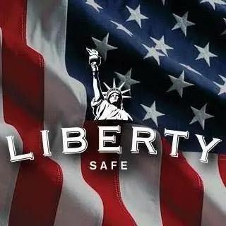 Liberty Safe American Flag
