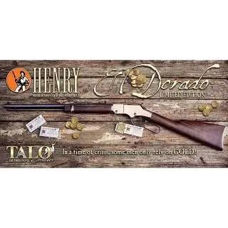 TALO HENRY GOLDEN BOY EL DORADO 22LR
