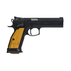 "CZ 75 9MM TACTICAL SPORT ORANGE SA 5.23"" AS 20RD"