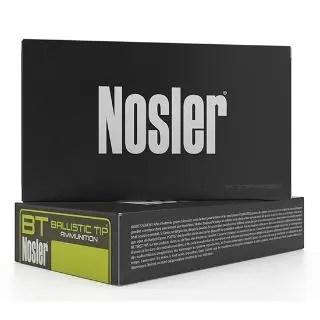 NOSLER AMMO 6.5CREED 140GR BT 20/10