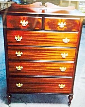 Furniture Refinishing - Barrera's Draperies Plus