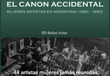 El canon accidental. Mujeres artistas en Argentina (1890-1950)