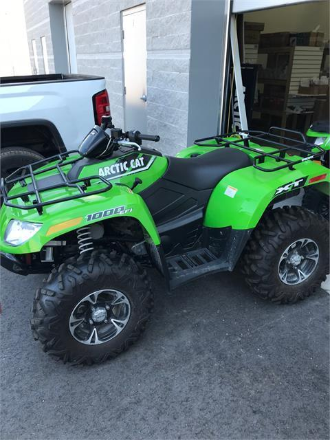 Pre Owned Vehicles 2016 Arctic Cat 1000 Xt Barrie Powersports