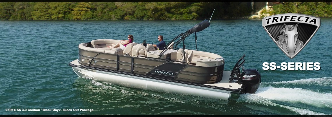 Trifecta SS-Series Pontoons - Barrie Powersports