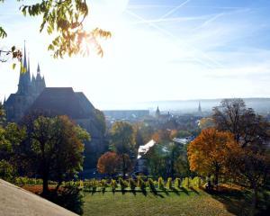 Herbststimmung in Erfurt