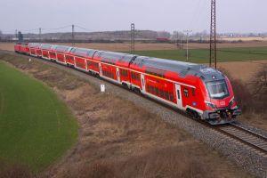 Doppelstockzug von Skoda