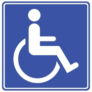 Rollstuhlsymbol