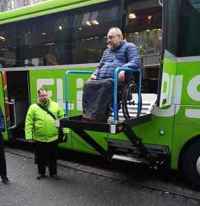 Ausstieg aus Flixbus