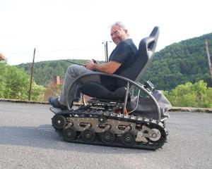 Offroad - Rollstuhl