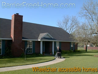 Wheelchair Accessible Housing Amp Universal Design Homes At Barrier Free Home