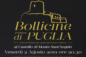 """""""Bollicine di Puglia """" 4° Edizione"""