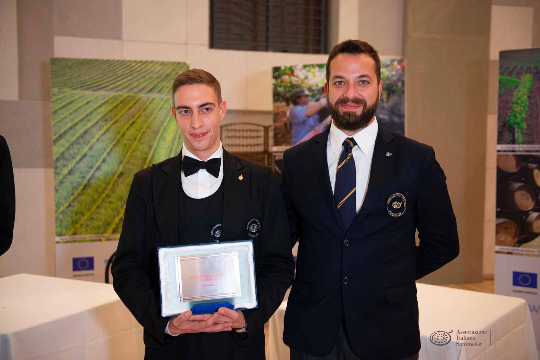 Miglior Sommelier di Puglia 2019 – Alessandro Nigro Imperiale
