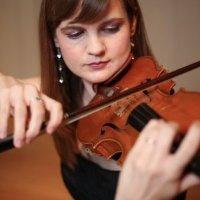 Kate Carter, Violinist
