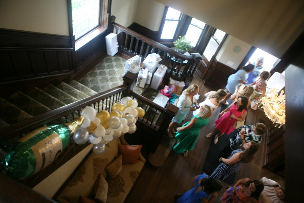 A peek inside the morning of a bridal shower at barringtons white barringtons white house is a unique historic venue located in the heart of downtown barrington at 145 west main street this meticulously restored 1898 mightylinksfo