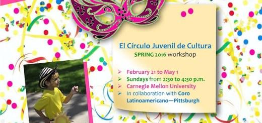 Circulo Juvenil de Cultura - Primavera 2016
