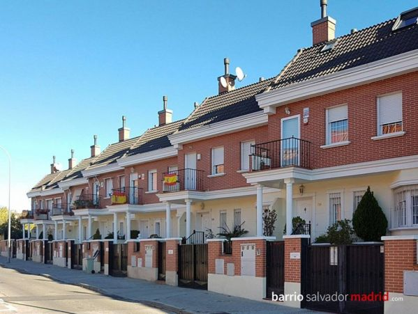 barrio salvador madrid chalets