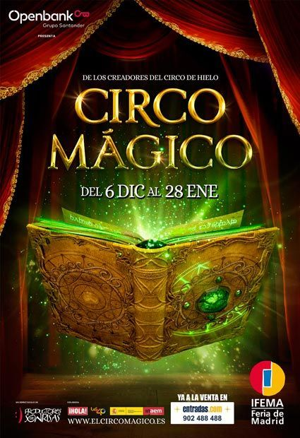 circo mágico ifema