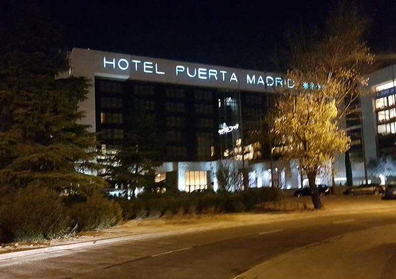 hotel avenida américa salvador