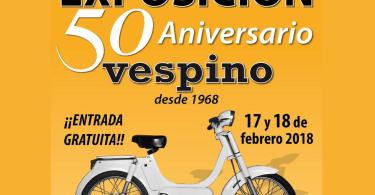 50 aniversario vespino