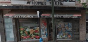 autoservicio peraleda barrio salvador