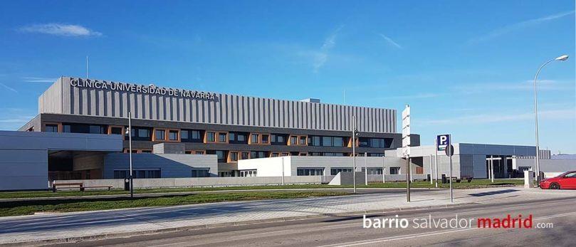 clínica universitaria navarra madrid