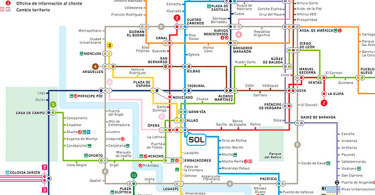 parada metro metropolitano