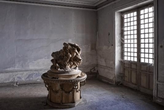 Endimión y Diana o Selene torre arias