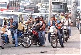 Pico y placa a motos