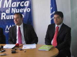 Carlos Baena - concejal Carlos Guevara