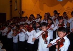 Filrmónica de San Cristobal