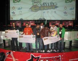 Ganadores Copa Milo