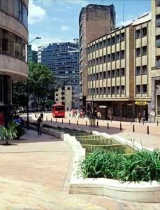 Bogotá ciudad de negocios