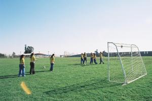 Cancha fútbol