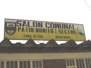 Salónes comunales normativos y productivos