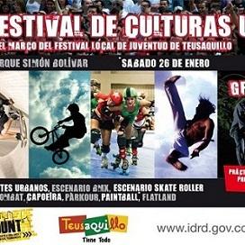 Festival de culturas urbanas