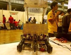 Campeonato nacional de robótica