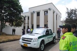 Estación de Policía Usaquén