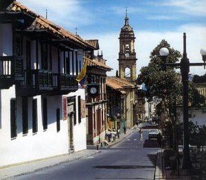 Patrimonio cultural de Bogotá