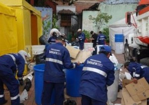 Reciclatón en La Candelaria