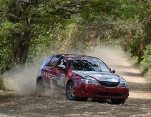 Rally colombiano
