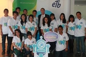 Respresentación colombiana a Mundial de Robótica