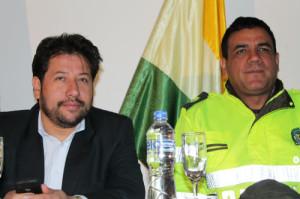 Alcalde de Kenendy Luis Fernando Escobar