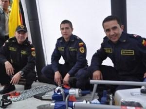 Cuerpo de bomberos Fontibón