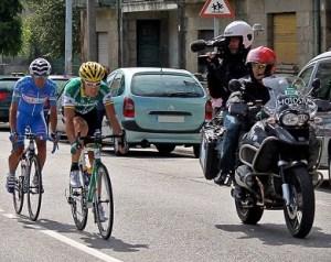 Transmisión de la Vuelta a Colombia