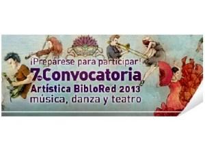Convocatoria artística BibloRed
