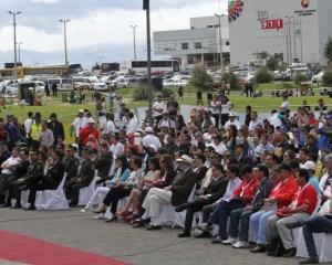 Presentación de la Vuelta a Colombia 2013